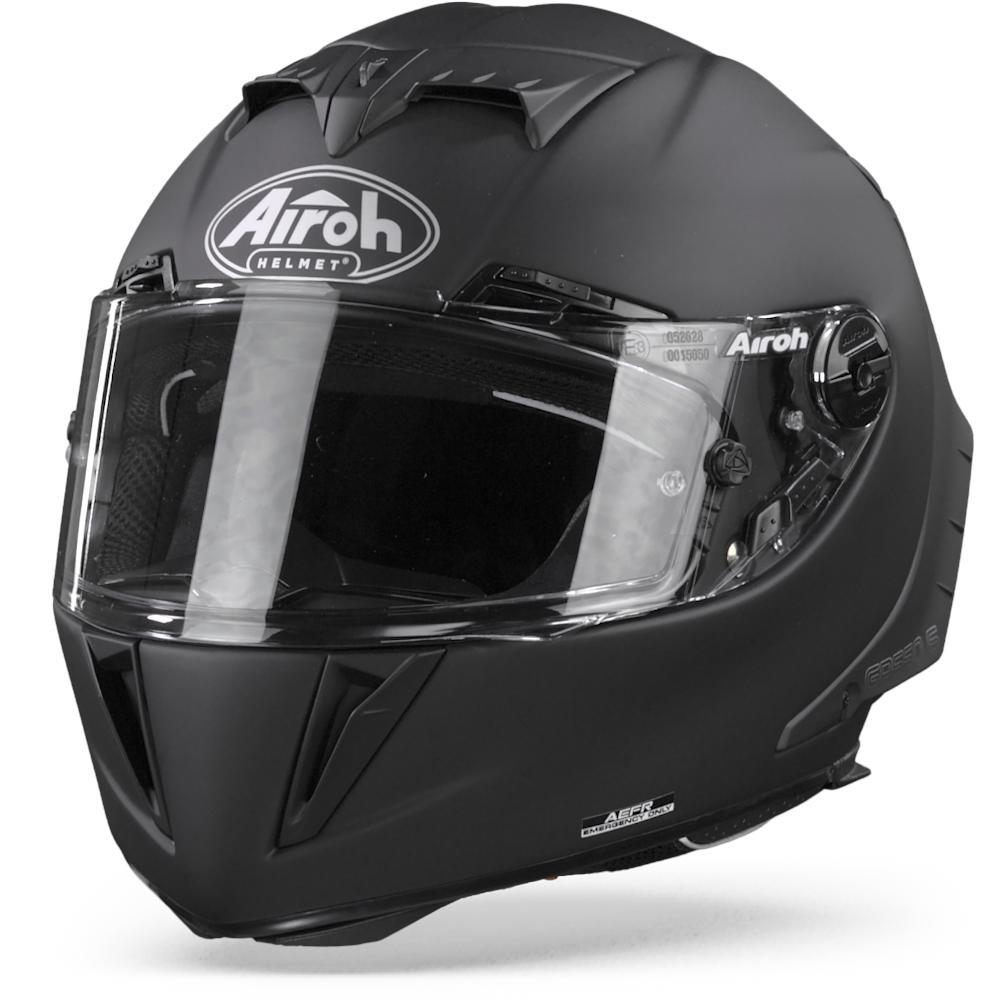 Airoh GP550 S Color Casco Integral Mate Negro XL