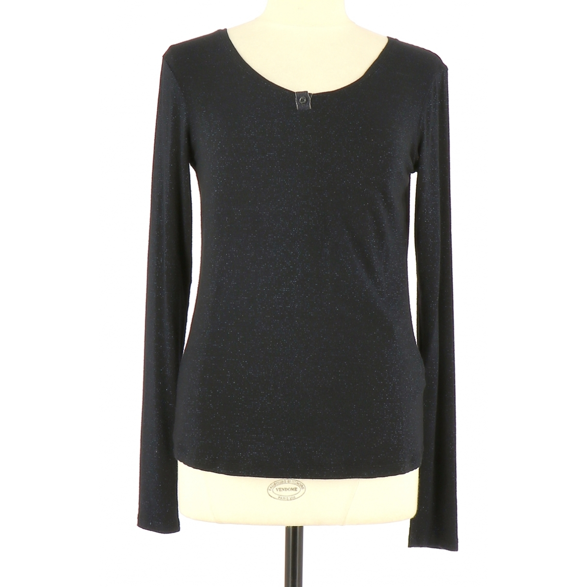Non Signé / Unsigned \N Navy  top for Women 40 FR