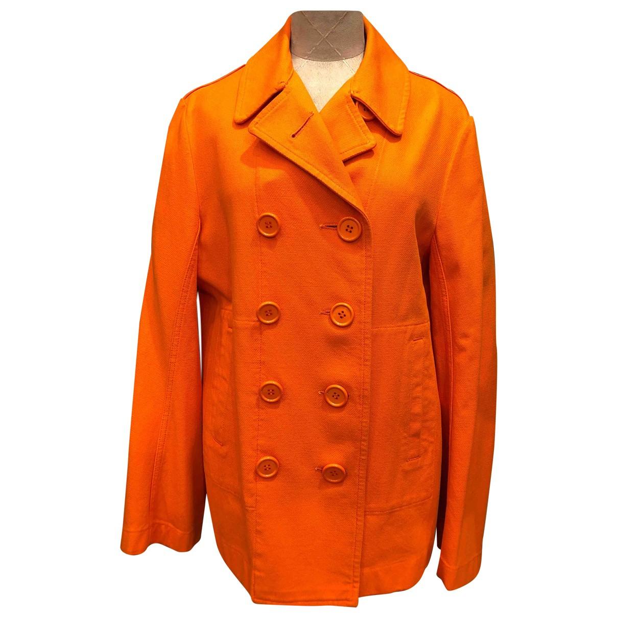 Junya Watanabe - Vestes.Blousons   pour homme en coton - orange