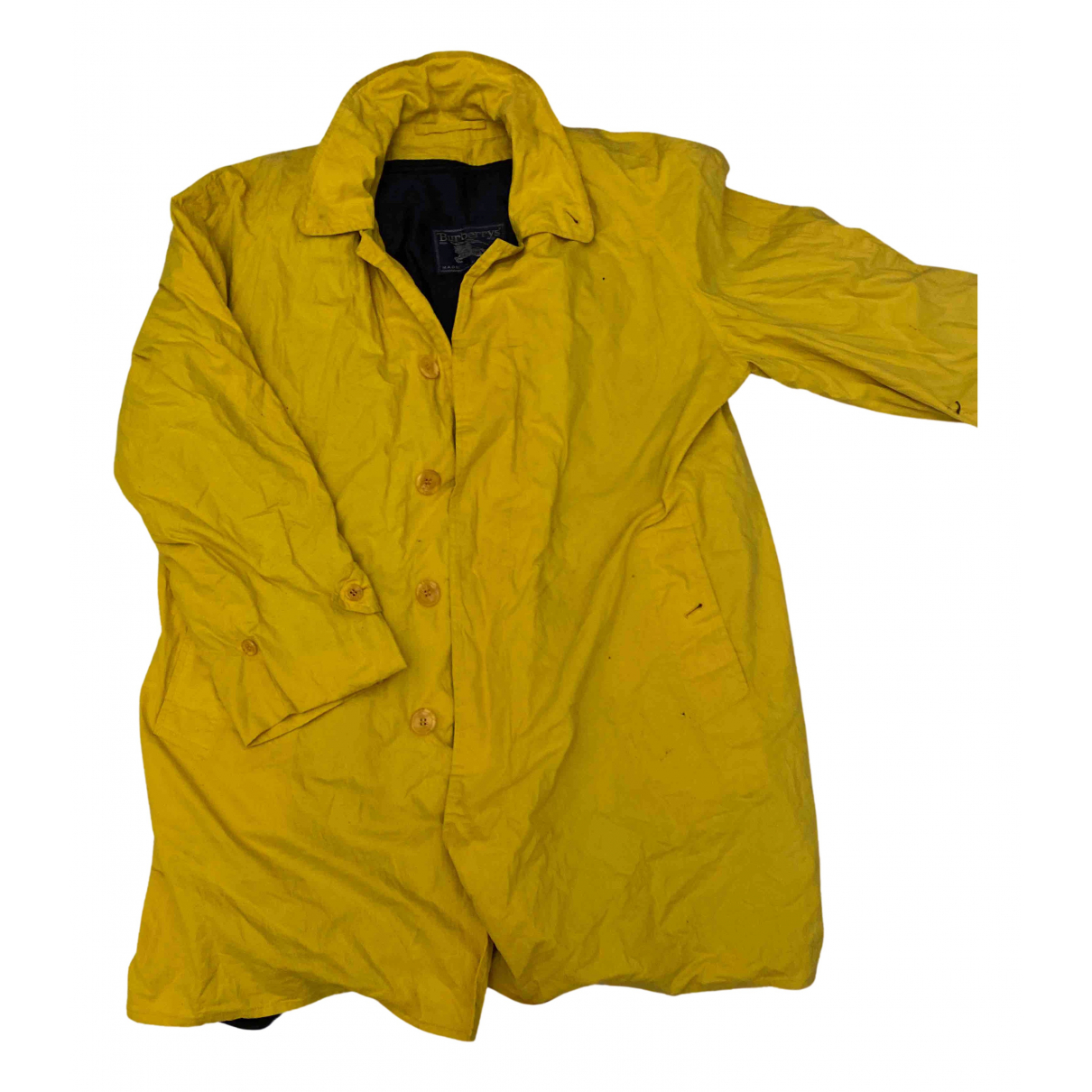 Burberry \N Yellow jacket  for Men L International