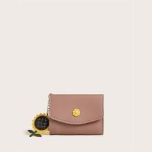 Sunflower Charm Geldborse