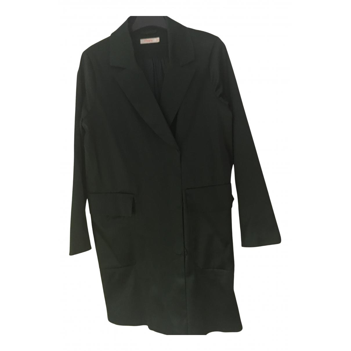 Finery - Manteau   pour femme en coton - vert
