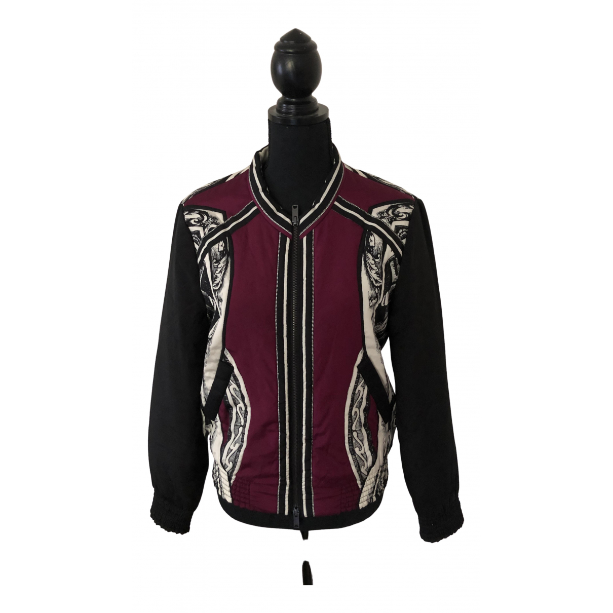 Dkny \N Multicolour Silk jacket for Women M International