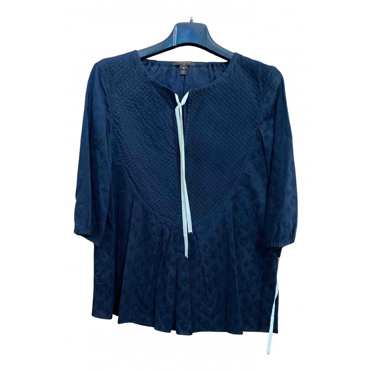 Louis Vuitton - Top   pour femme en coton