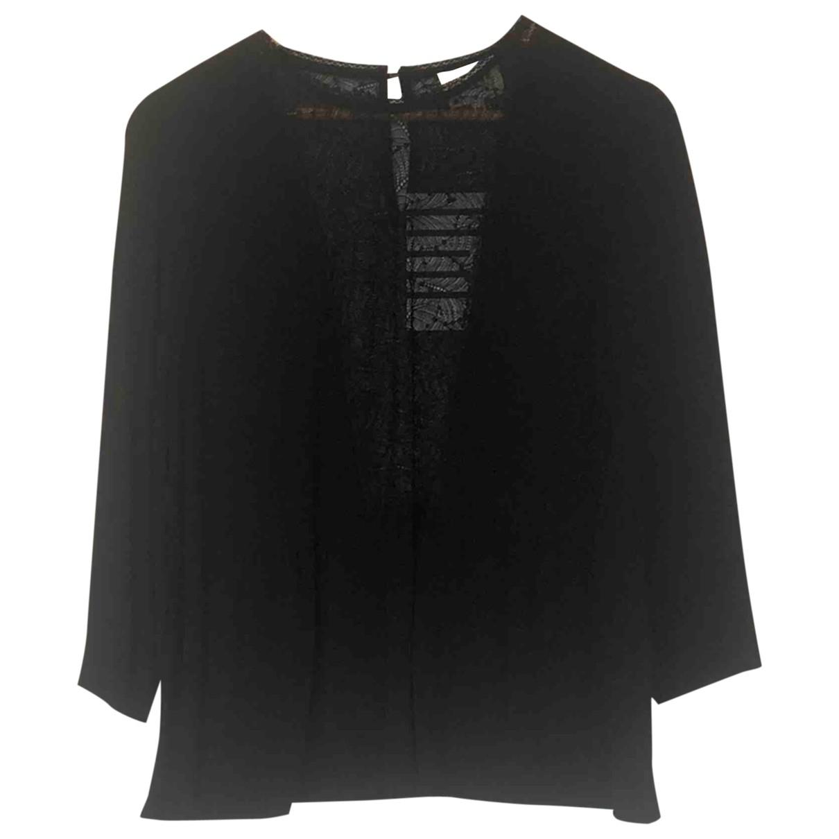 Sézane \N Black  top for Women 34 FR