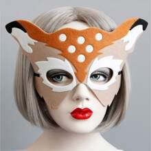 1pc Fox Design Masquerade Accessory