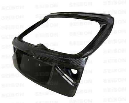 Seibon TL0809SBIMPHB Carbon Fiber OEM-Style Trunk Lid Subaru WRX STI Wagon 08-10