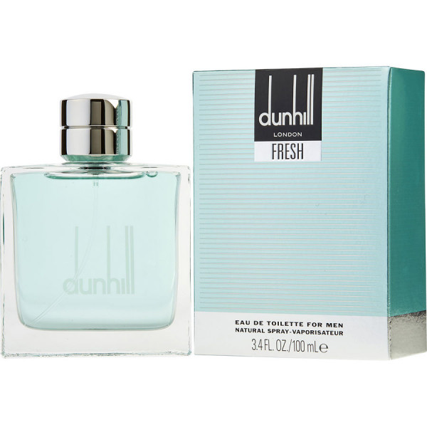 Dunhill London - Dunhill Fresh : Eau de Toilette Spray 3.4 Oz / 100 ml
