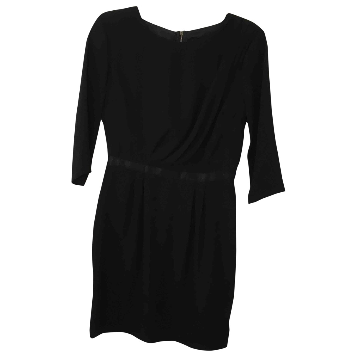 Tophop \N Kleid in  Schwarz Polyester