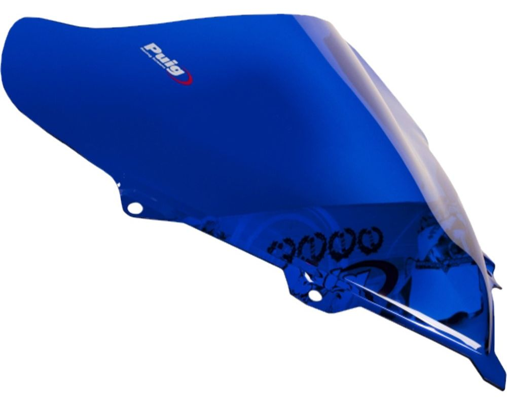 Puig 2207A Touring Windscreen - Blue BMW K1200S 2005