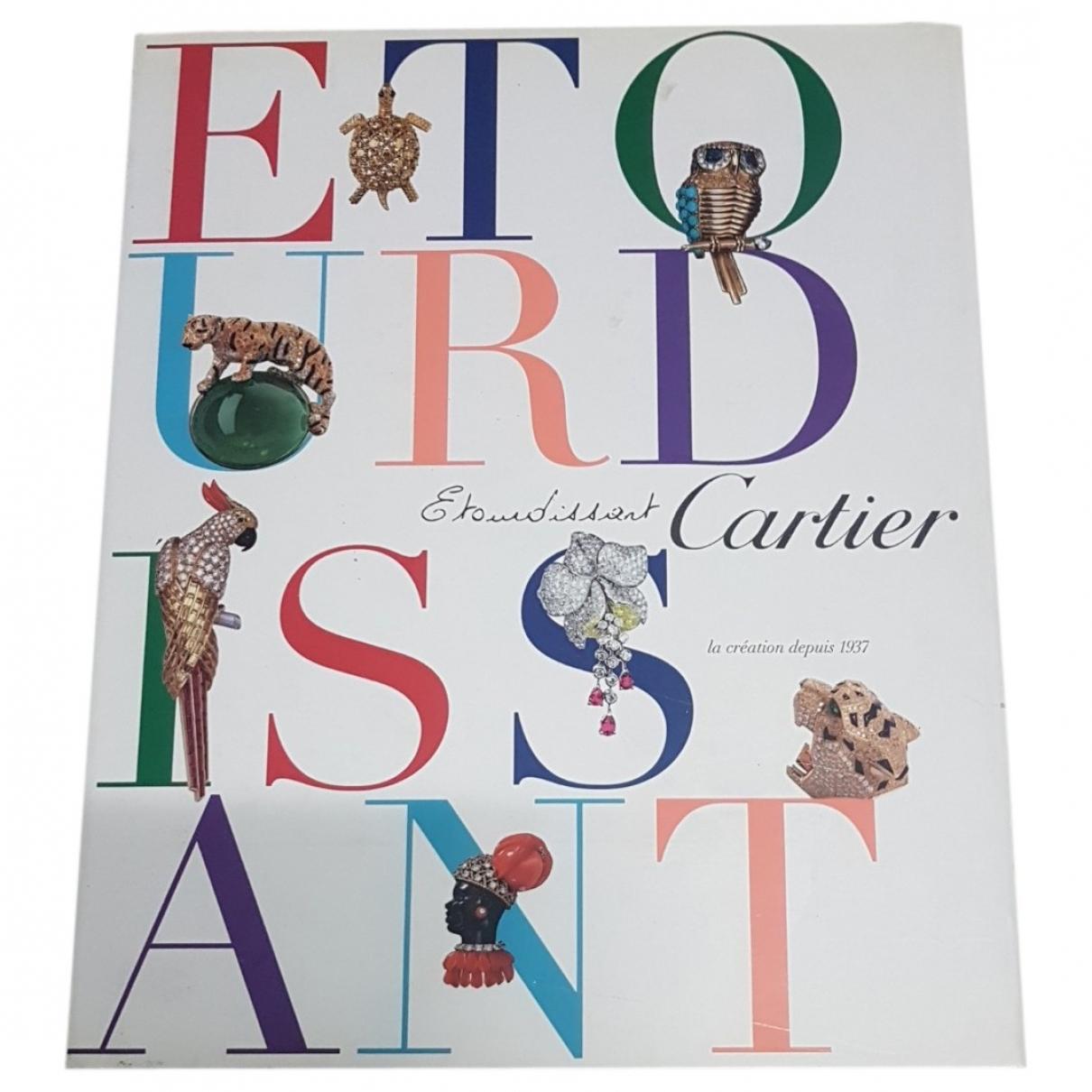 Cartier - Photographie   pour lifestyle en bois - multicolore