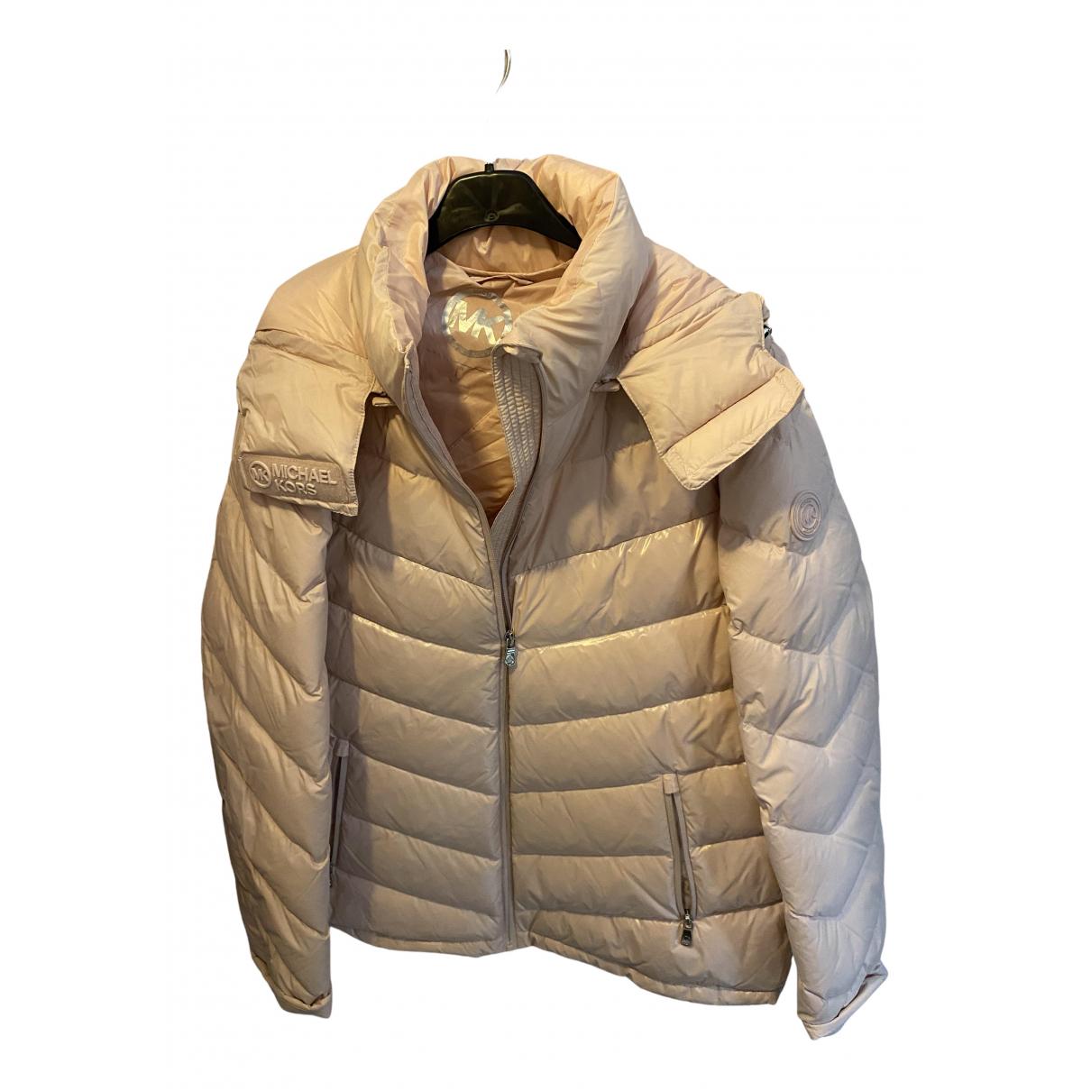 Michael Kors - Manteau   pour femme - rose