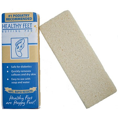 Healthy Feet Buffing Pad - 1.0 Each