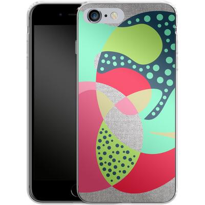 Apple iPhone 6 Plus Silikon Handyhuelle - Naive III von Susana Paz
