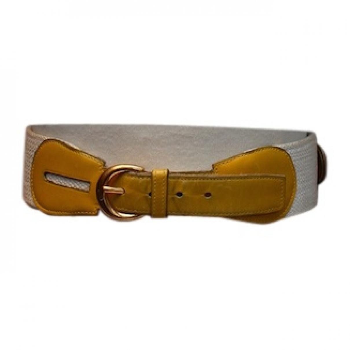 Cinturon de Lona Hermes