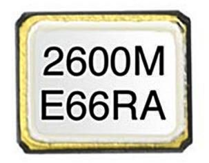 Epson 40MHz Crystal ±50ppm SMD 4-Pin 3.2 x 2.5 x 0.7mm (5)