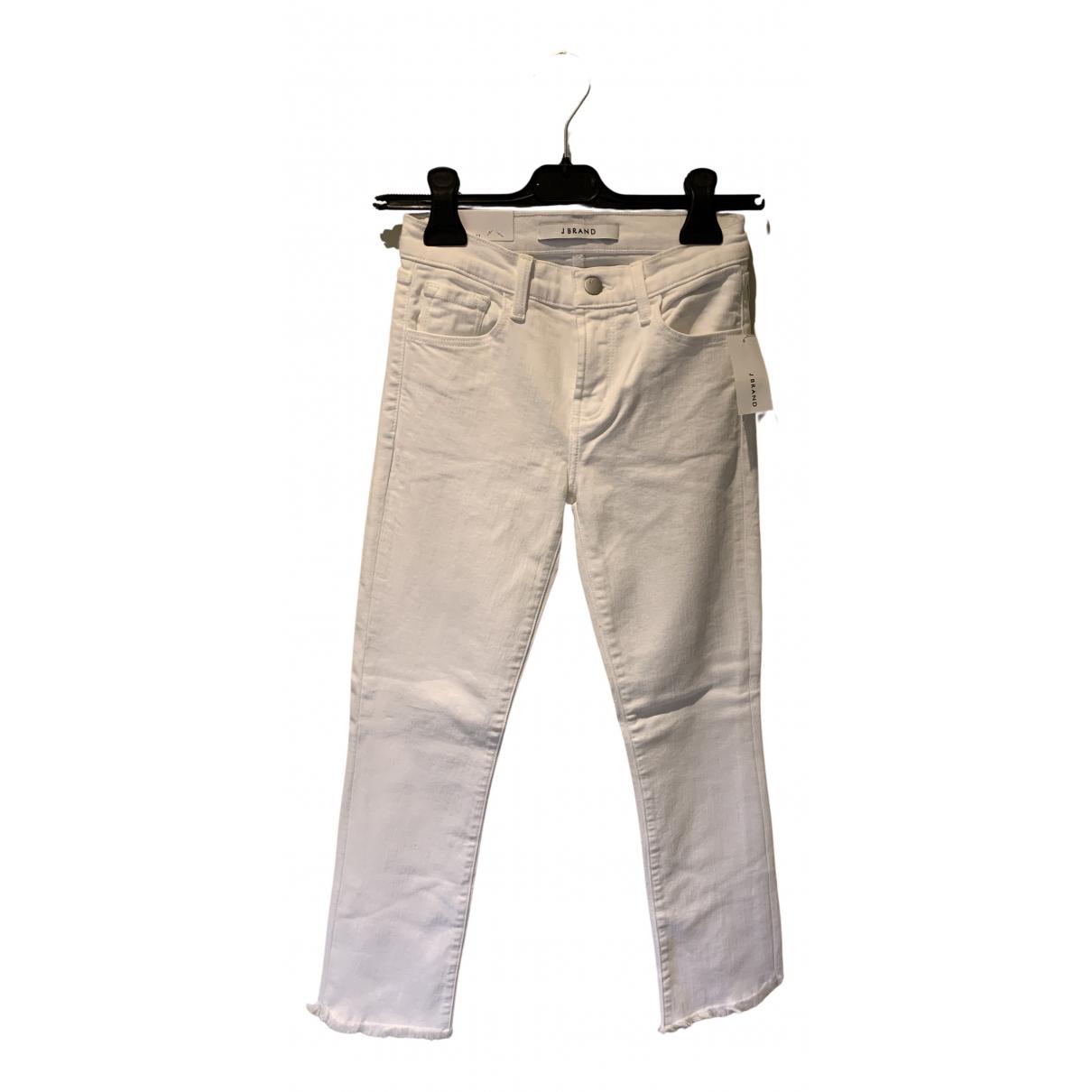 J Brand N White Denim - Jeans Jeans for Women 22 US