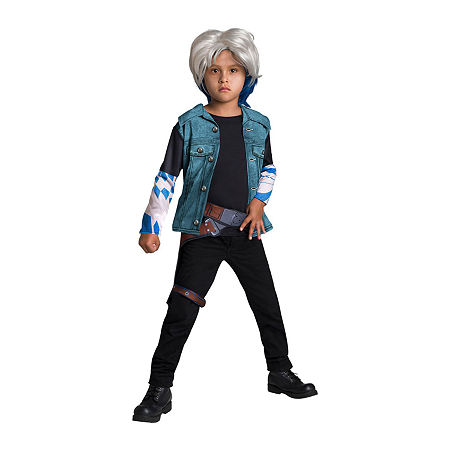 Ready Player One Parzival Boys Costume Kit, Medium , Multiple Colors