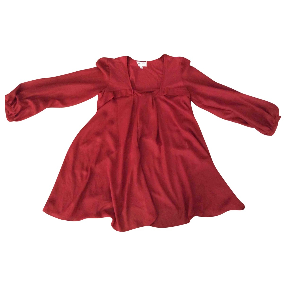 Vanessa Bruno Athe \N Red Cotton  top for Women 36 FR