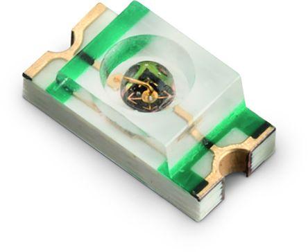 Wurth Elektronik 15404094BA420 , WL-SICW 940nm IR LED, 0402 SMD package (4000)