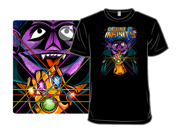 Count To Infinity T Shirt