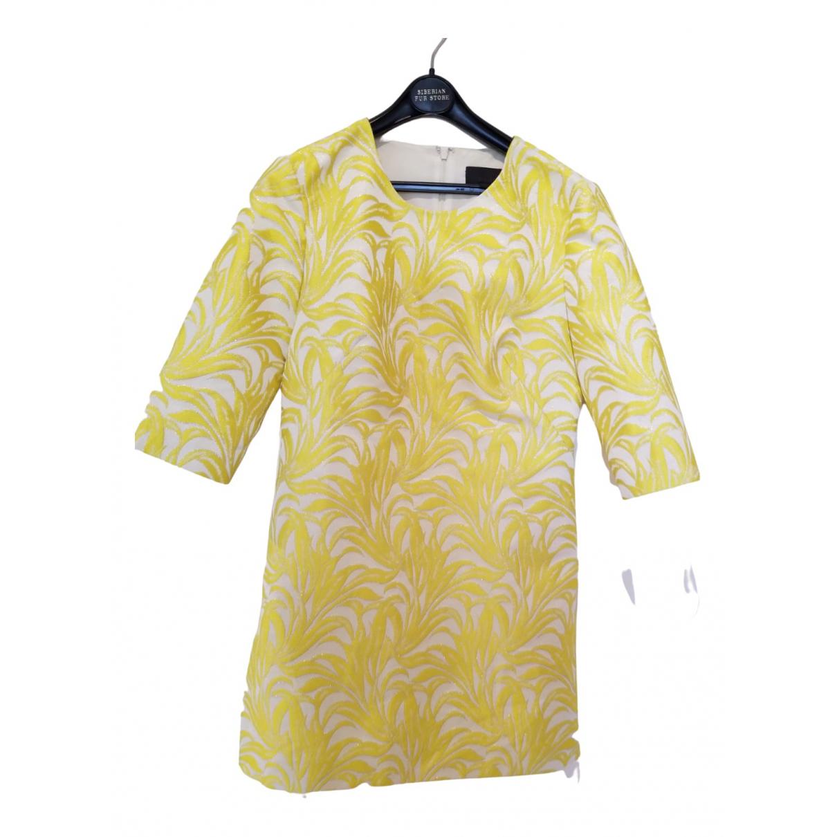 Intermix - Robe   pour femme - jaune
