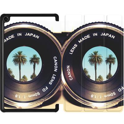 Amazon Fire 7 (2017) Tablet Smart Case - Focus On Palms von Bianca Green