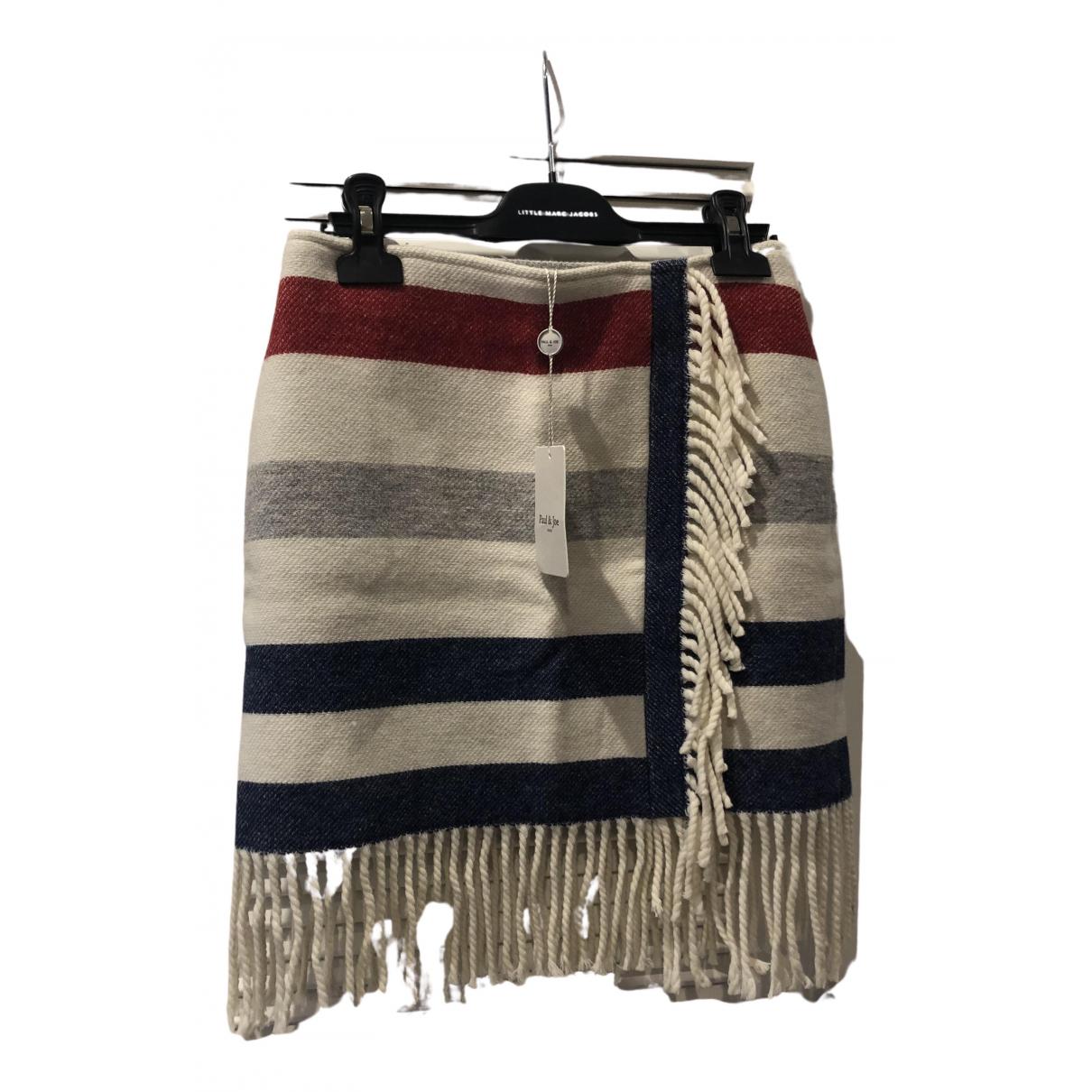Paul & Joe - Jupe   pour femme en laine