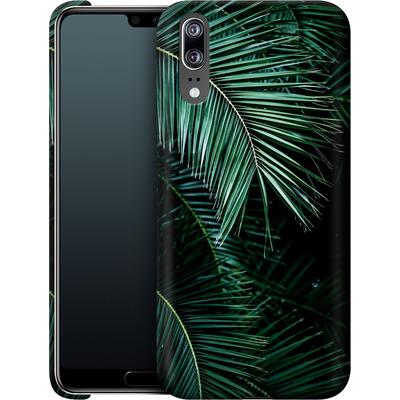 Huawei P20 Smartphone Huelle - Palm Leaves 9 von Mareike Bohmer