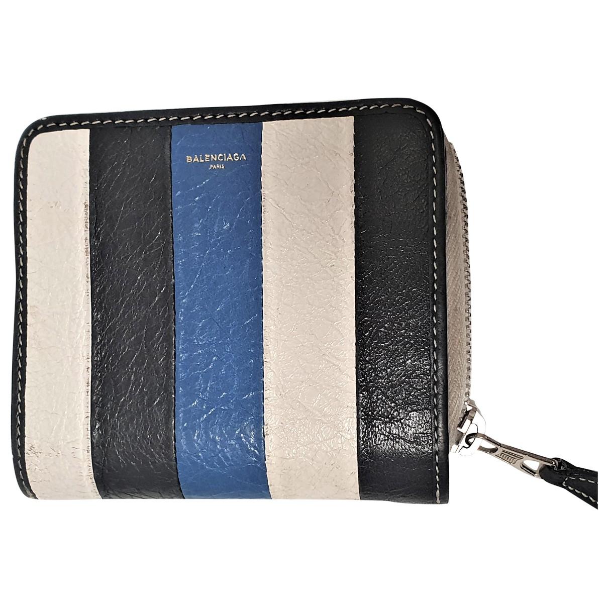Balenciaga \N Multicolour Leather wallet for Women \N