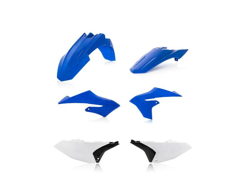 Acerbis 2726656345 Plastic Kit Blue/White/Black Yamaha YZ65 18-19