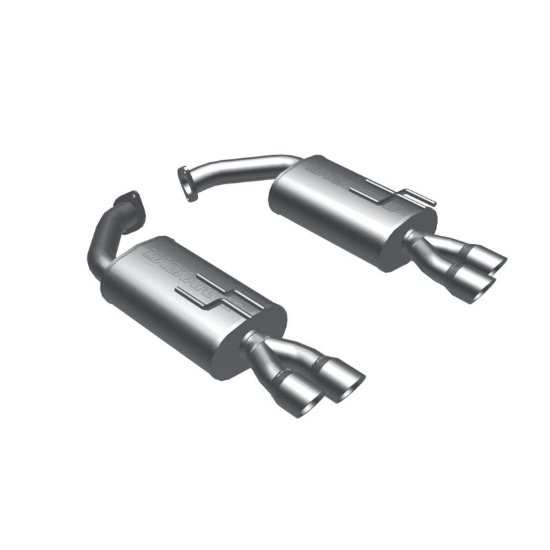 MagnaFlow 16883 Exhaust Products Street Series Stainless Axle-Back System Pontiac G8 2008-2009