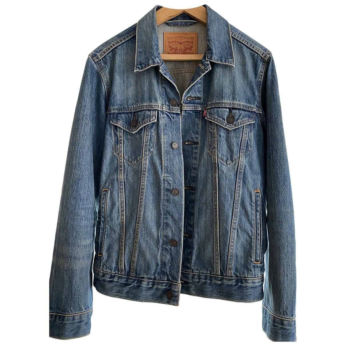 Levi's N Blue Denim - Jeans jacket  for Men S International