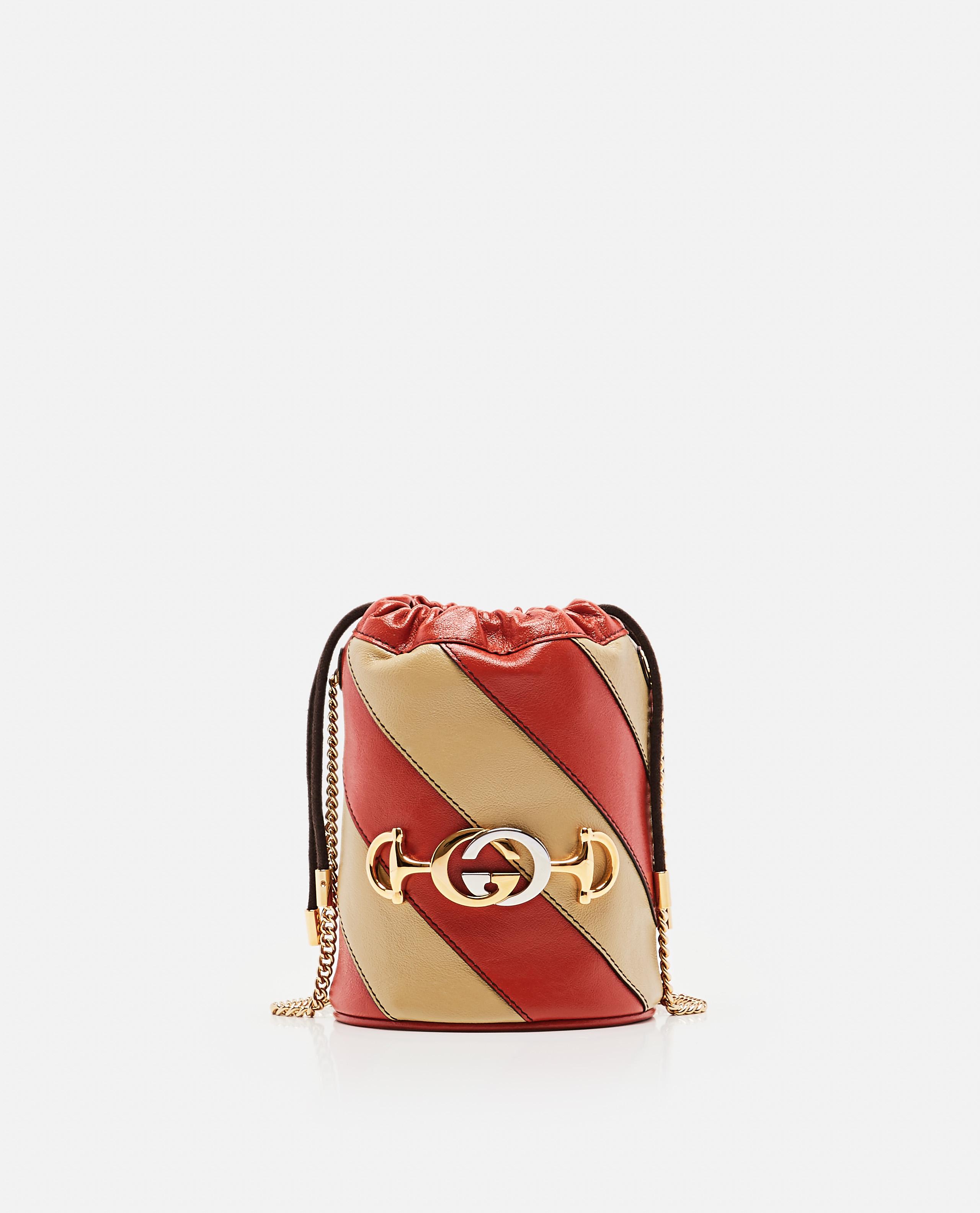 Shoulder bag with drawstring