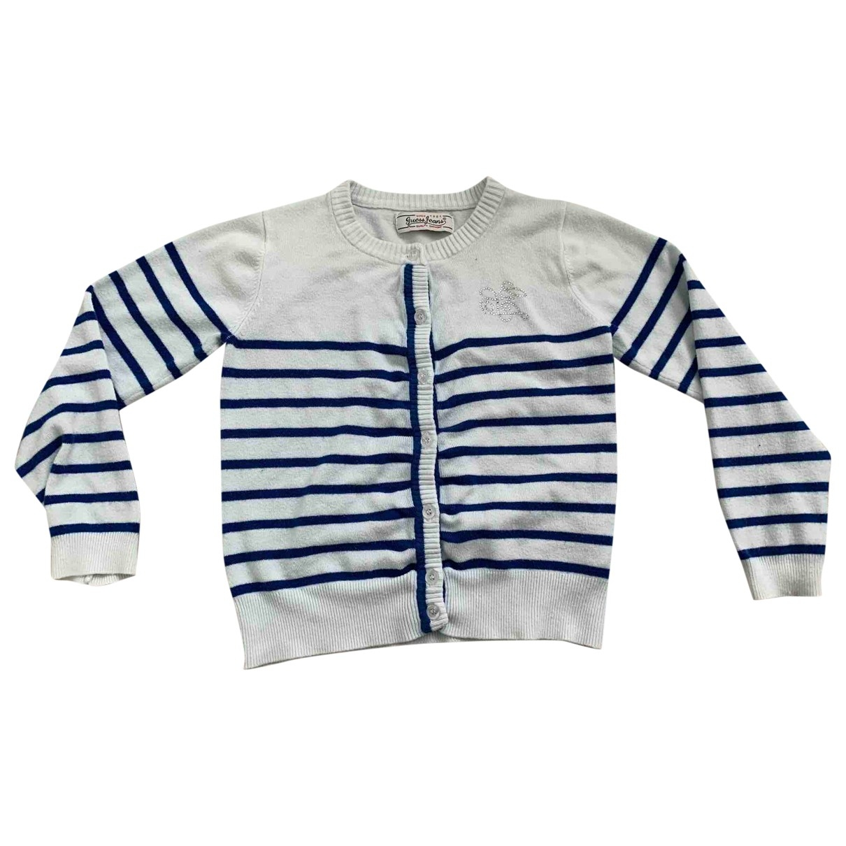 Guess \N White Knitwear for Kids 5 years - up to 108cm FR