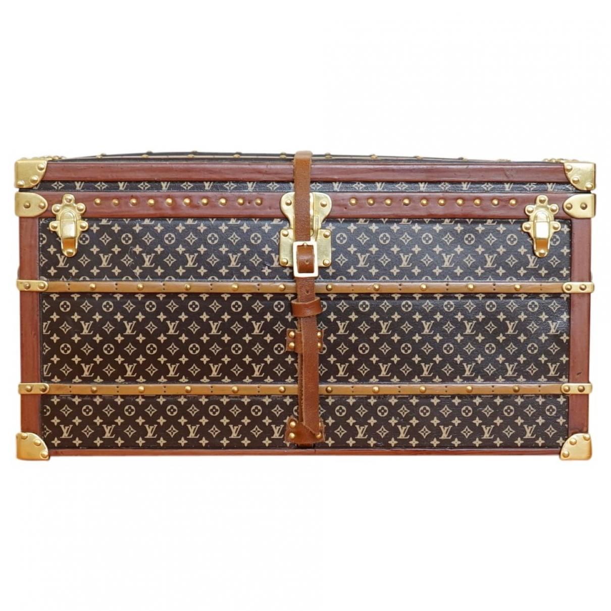 Louis Vuitton - Objets & Deco   pour lifestyle en bois - marron