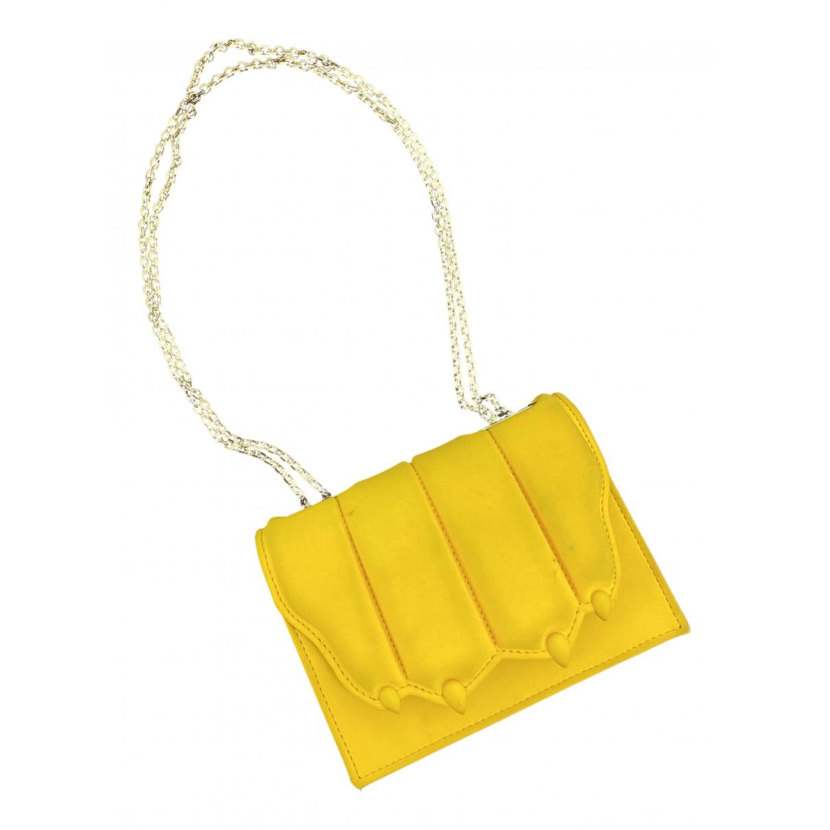 Marco De Vincenzo N Yellow handbag for Women N
