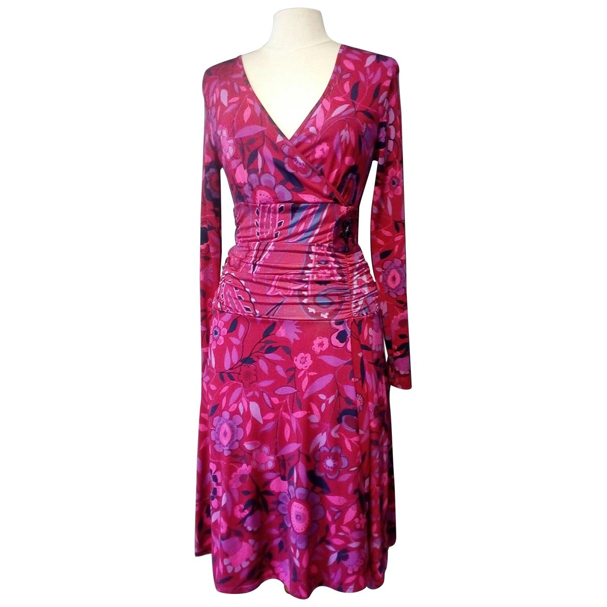 Mini vestido Ungaro Parallele