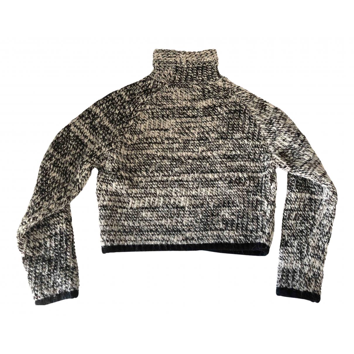 Carven \N Beige Wool Knitwear for Women L International