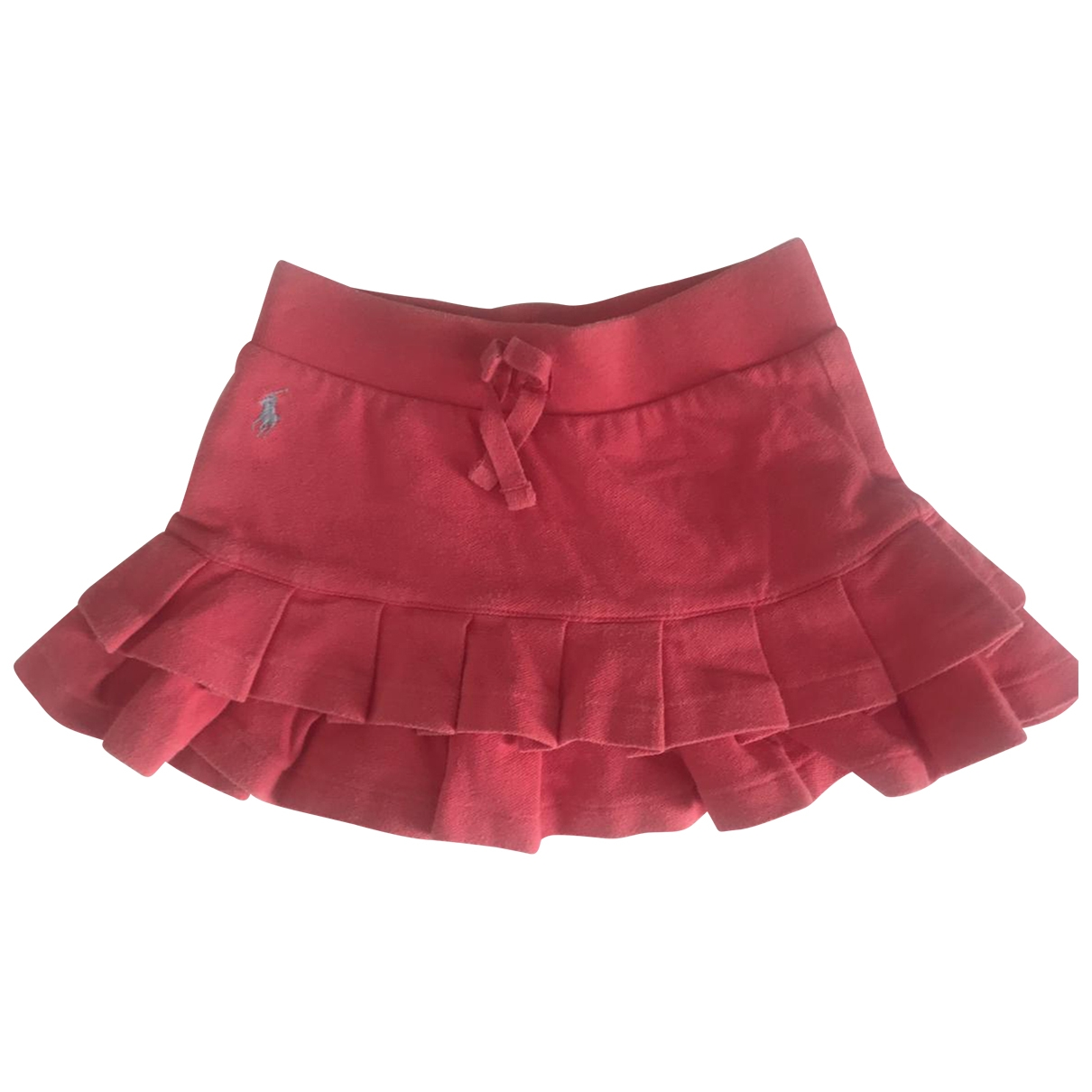 Ralph Lauren \N Pink Cotton skirt for Kids 2 years - up to 86cm FR