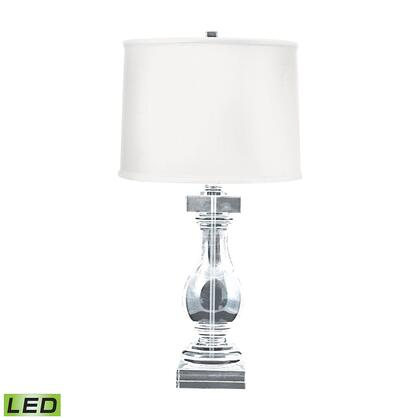 704-LED Crystal Ballustrade LED Table Lamp  In
