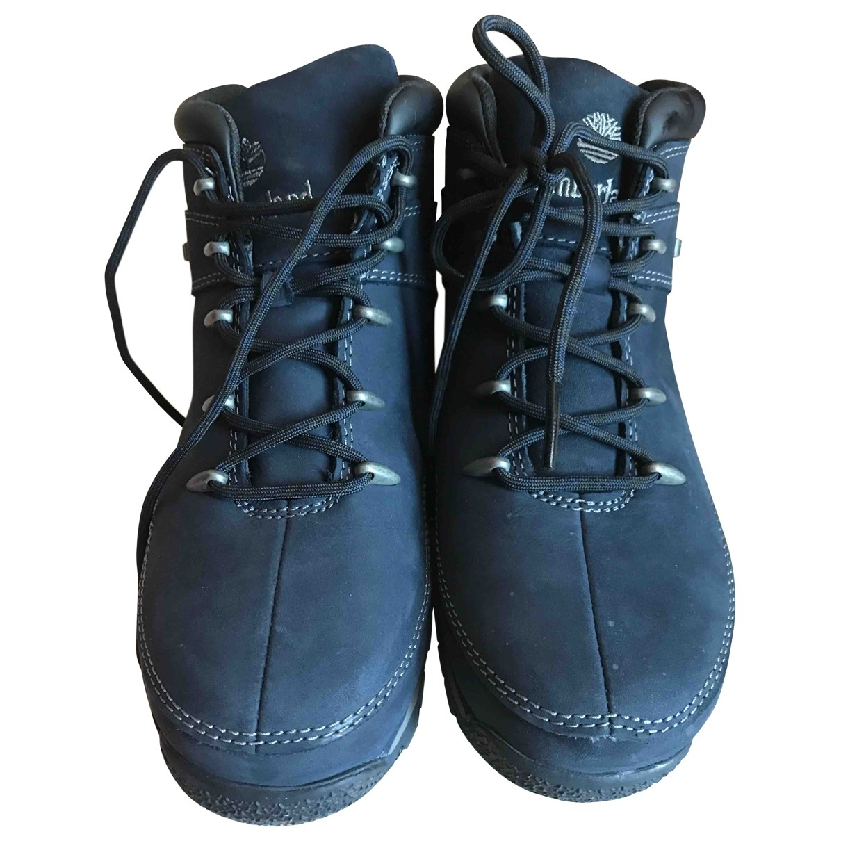 Timberland \N Blue Trainers for Men 39 EU
