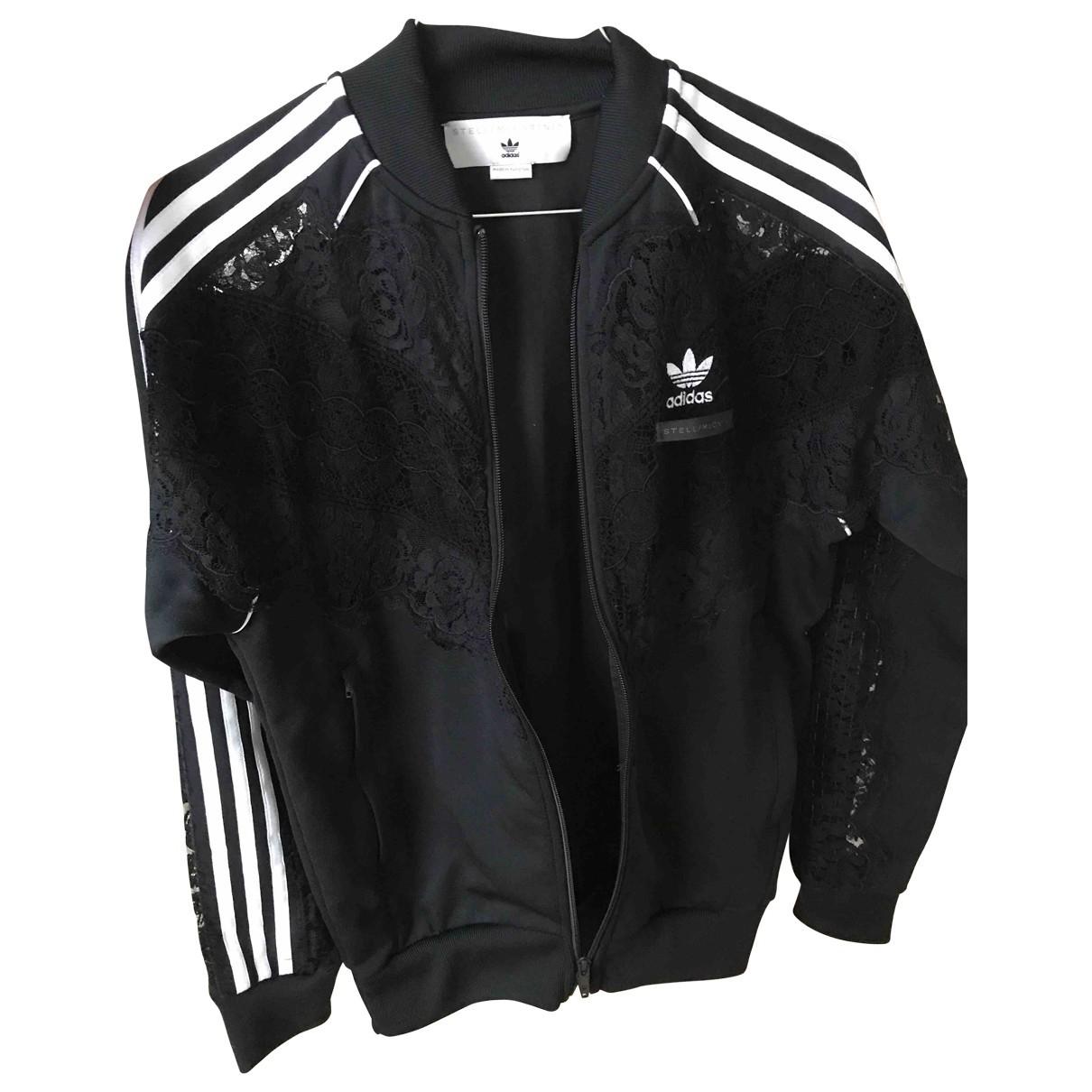 Stella Mccartney Pour Adidas \N Black Cotton jacket for Women S International