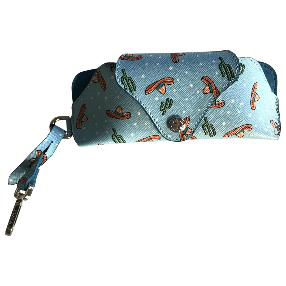 Prada \N Multicolour Leather Purses, wallet & cases for Women \N