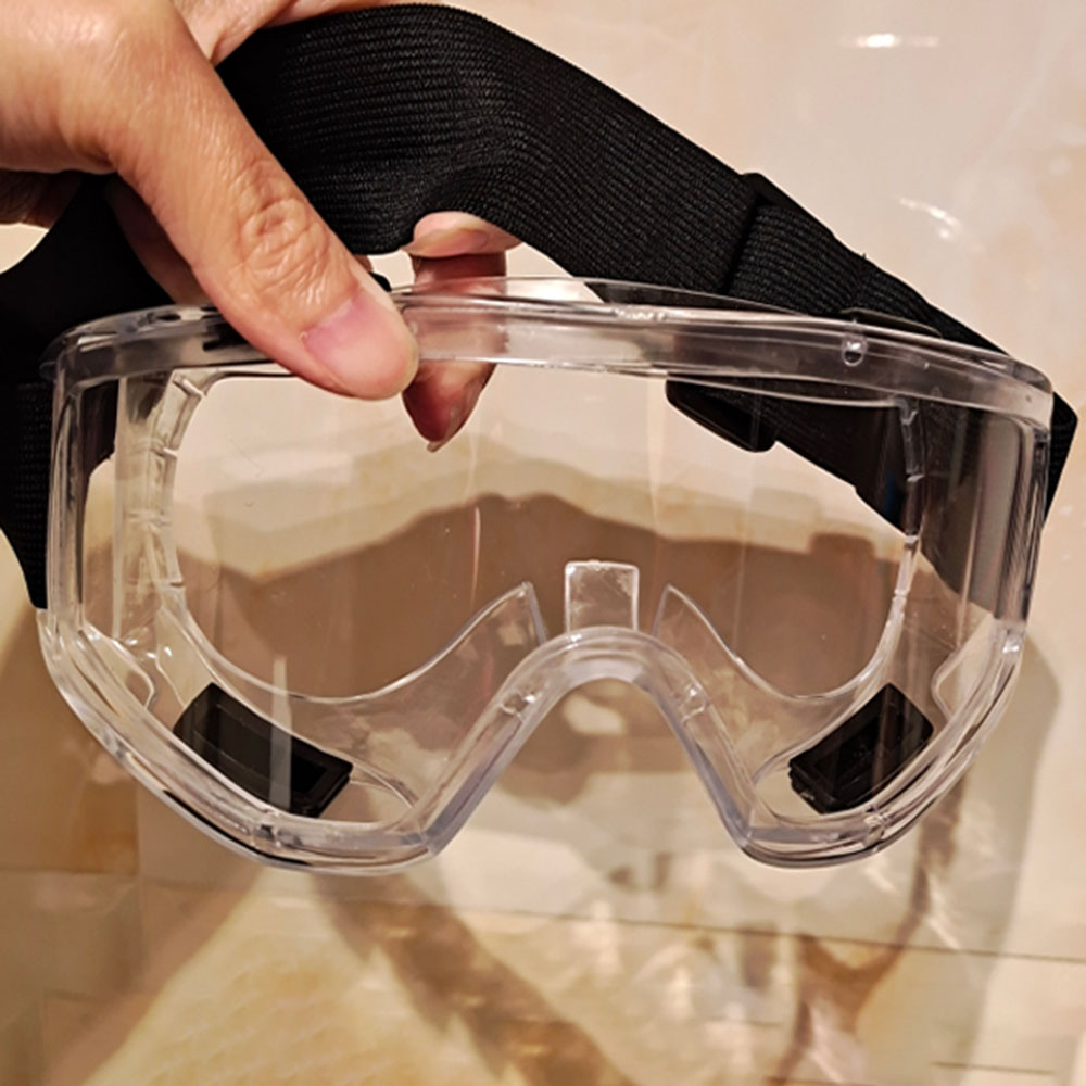 Goggles Fully Enclosed Goggles Anti-fog And Windproof Glasses Adult Anti-dust Anti-saliva And Anti-droplet Glasses