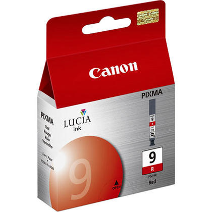 Canon PGI-9R 1040B002 Original Pigment Red Ink Cartridge