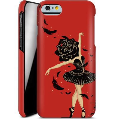 Apple iPhone 6 Smartphone Huelle - Black Swan von Enkel Dika