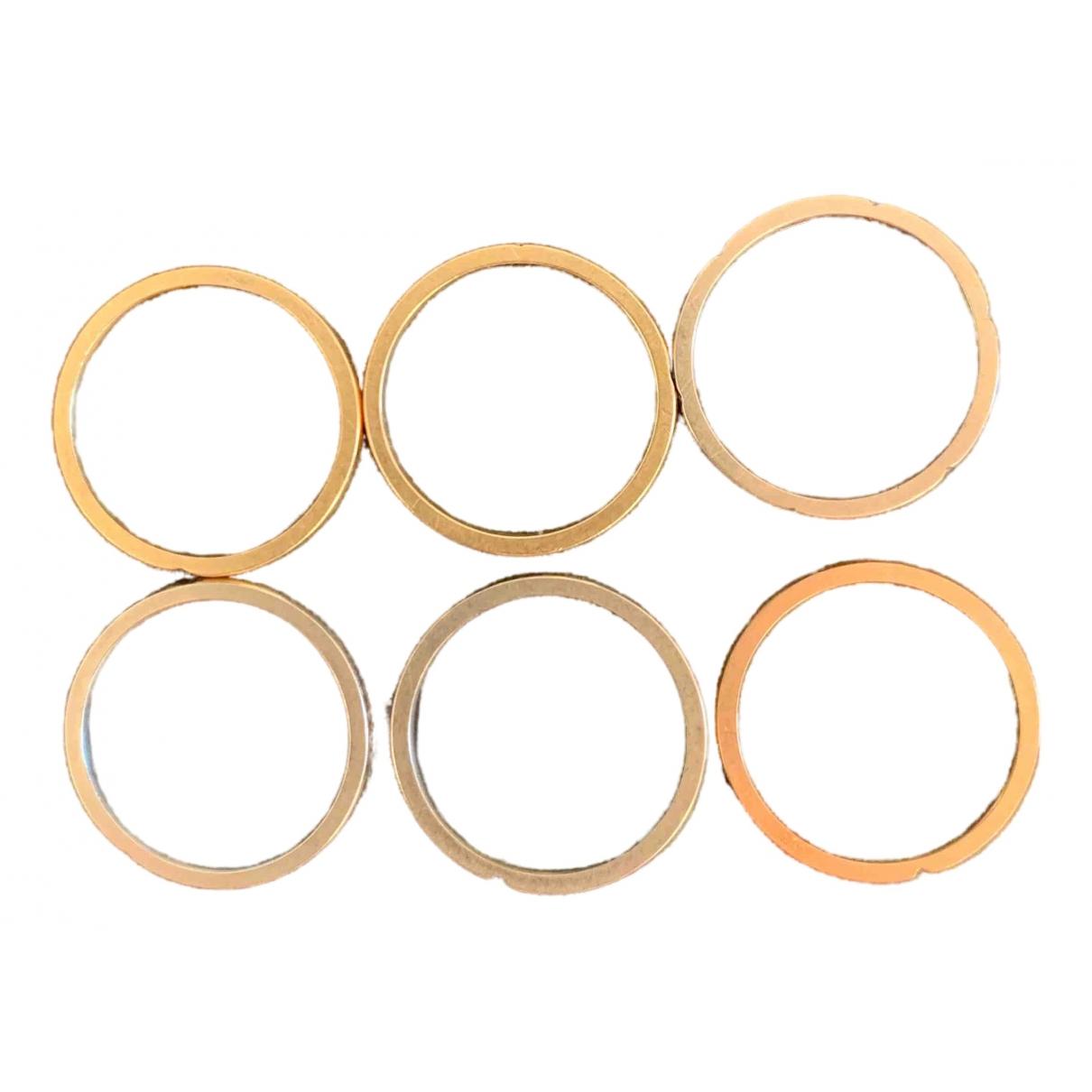Pomellato Lucciole Ring in Rosegold