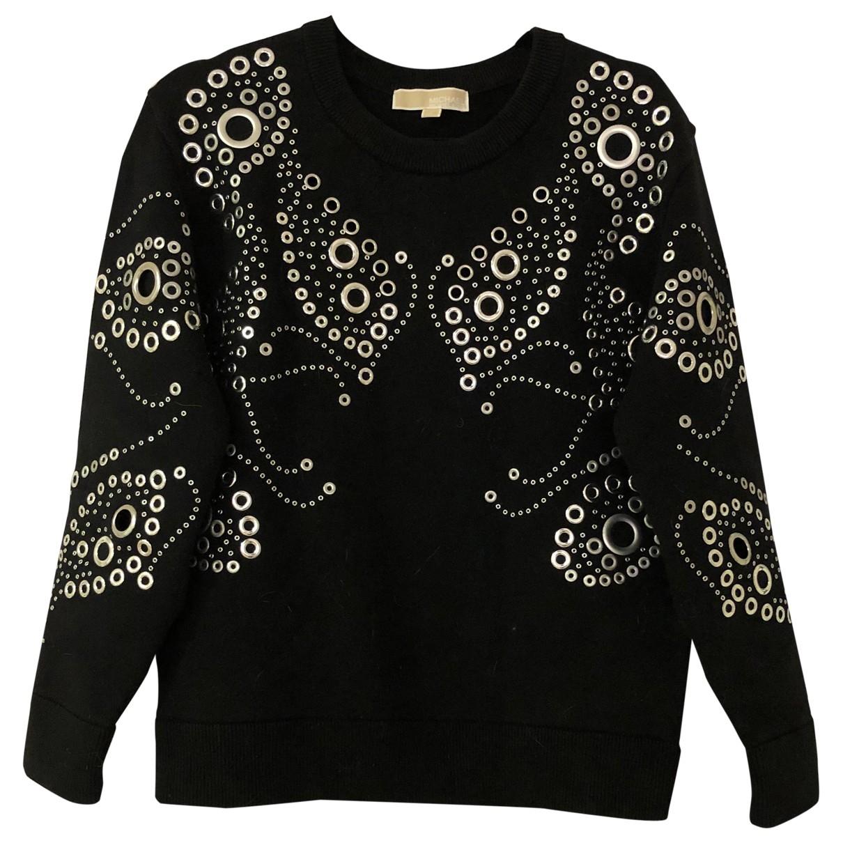 Michael Kors \N Black Cotton Knitwear for Women S International