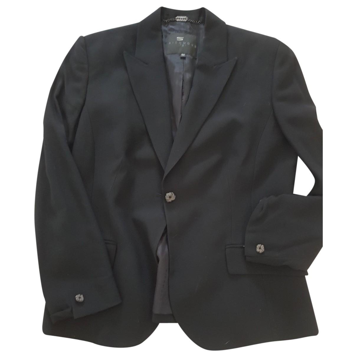 John Richmond \N Black jacket for Women 48 IT